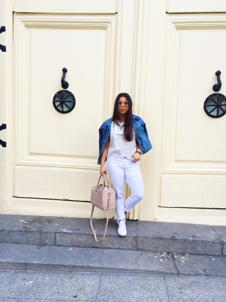 #OOTD: All White Everything… OrNot!