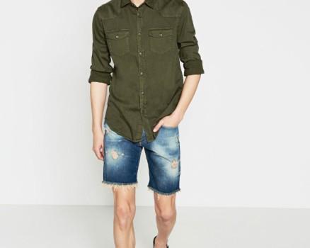 moda-hombre-primavera-verano-camisa-verde-militar-de-zara-600x480