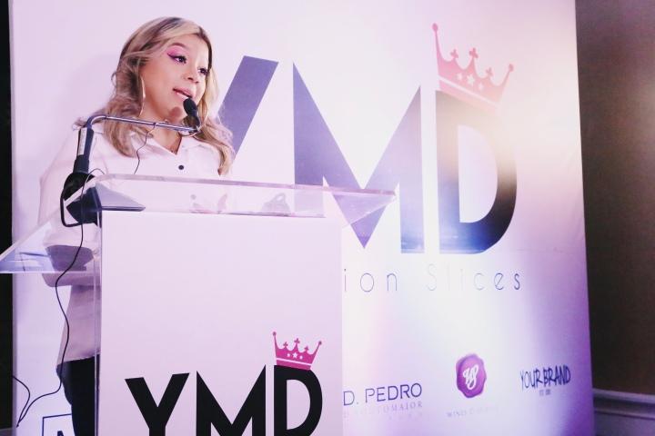 """Lanzan marca """"YMD"""" junto a su primera colección """"Las Mujeres Inspiran alMundo"""""""